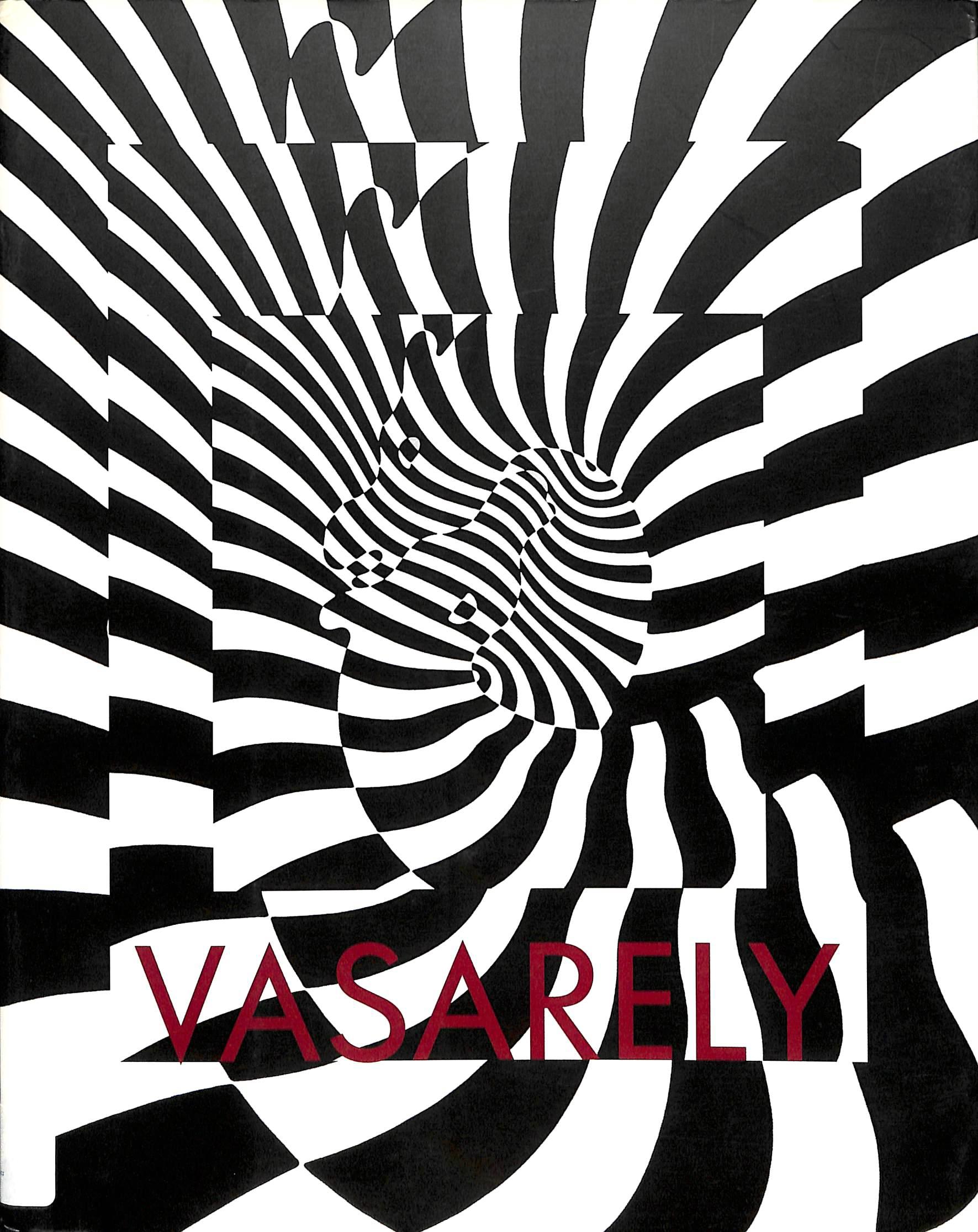 Victor Vasarely: 1ος τόμος: Το απόλυτο μάτι = 1er volume: l' oeil asolu = 1st volume: The absolute eye, Αθήνα: Artistic Investments, 2005