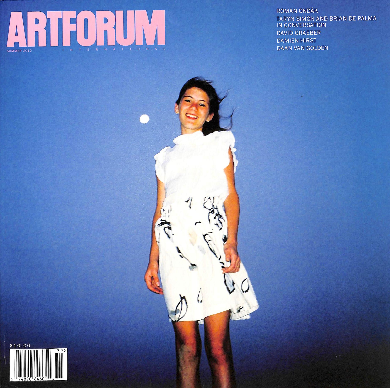 Artforum, New York: Artforum, 1962-